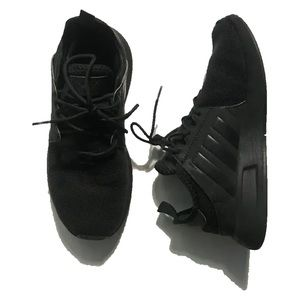 Adidas Runfalcon Black on Black Sneakers